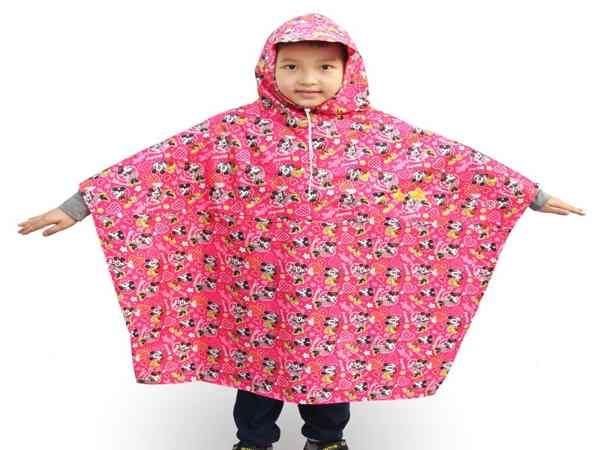 Mơ thấy áo mưa