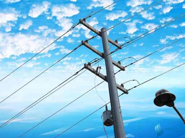 Mơ thấy cột điện