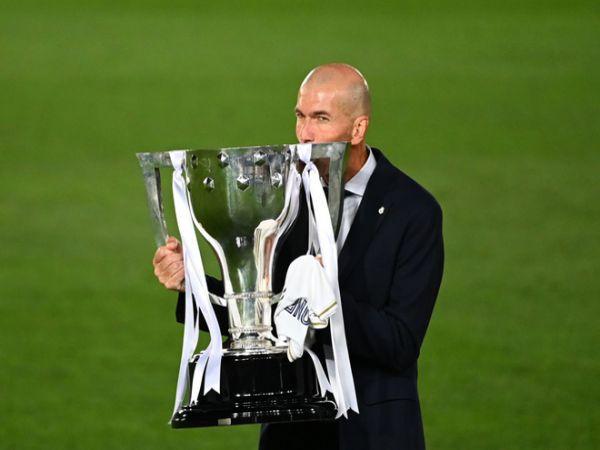 Tương lai của HLV Zidane được định đoạt