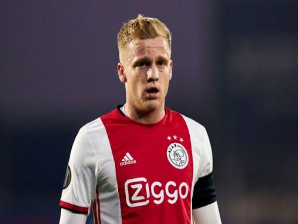 Chuyển nhượng tối 25/8: Donny van de Beek khả năng cao rời Ajax