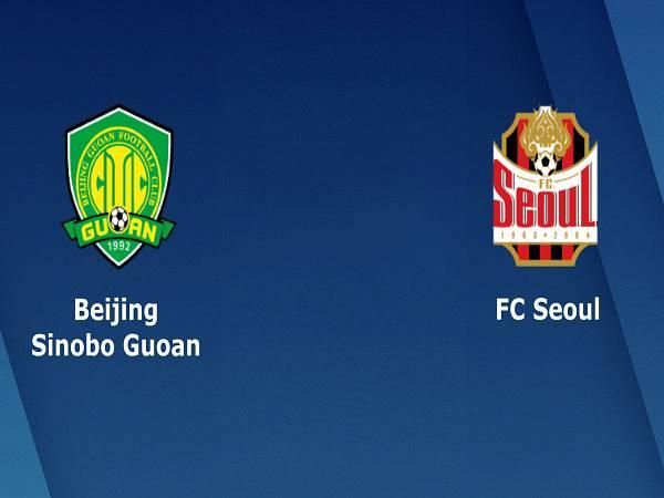 Soi kèo Beijing Guoan vs FC Seoul - 17h00 30/11, AFC Champions League