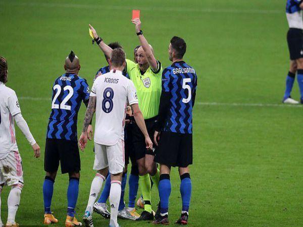 Tin thể thao sáng 26/11: Inter Milan trắng tay trước Real trên sân nhà