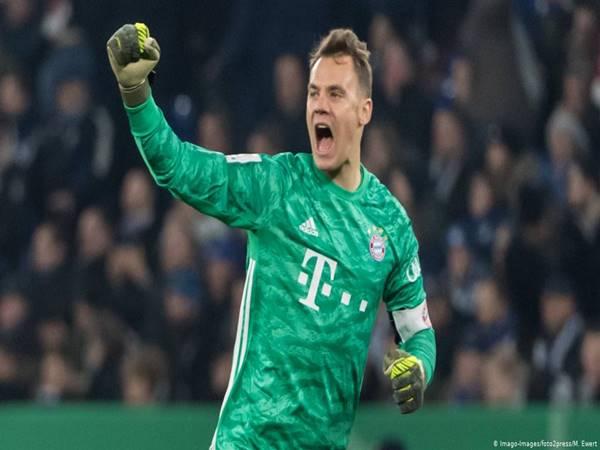 Thủ môn xuất sắc nhất thế giới:Manuel Neuer