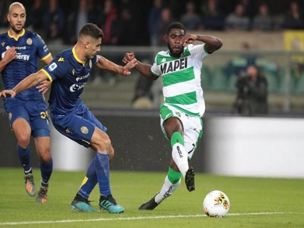 Nhận định bóng đá Sassuolo vs Verona (21h00 ngày 13/3)