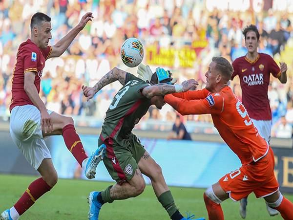 Dự đoán trận đấu Cagliari vs AS Roma (23h00 ngày 25/4)