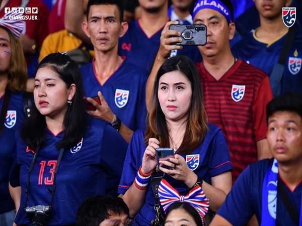 CĐV Thái Lan nghĩ gì về bóng đá Việt Nam