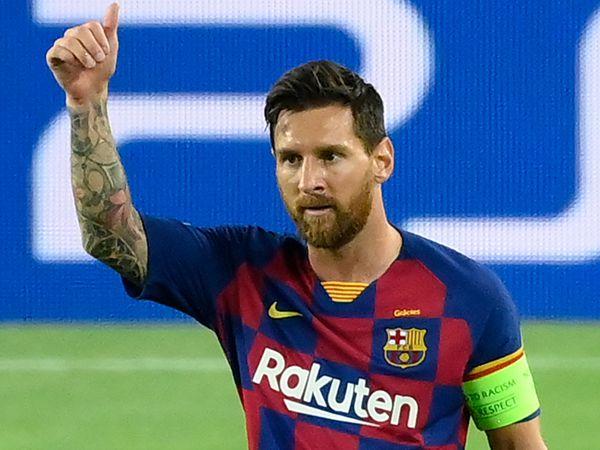 Lionel Messi - Sự nghiệp đầy hào quang tại Barcelona
