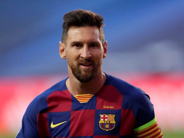 Sự nghiệp đầy hào quang của Messi tại Barcelona