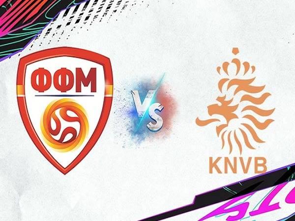 Soi kèo Bắc Macedonia vs Hà Lan – 23h00 21/06/2021, Euro 2021