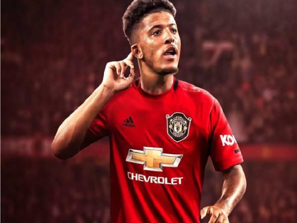 Tin bóng đá chiều 2/7: Choáng với mức lương của Sancho tại MU