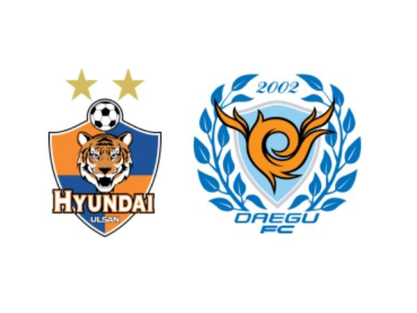 Soi kèo Ulsan Hyundai vs Daegu – 17h00 04/08, VĐQG Hàn Quốc