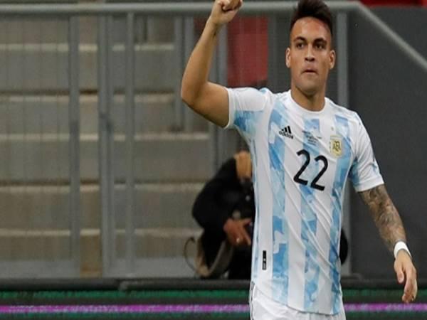 Tin thể thao 12/10: Inter Milan lo lắng khi Martinez về ĐT Argentina